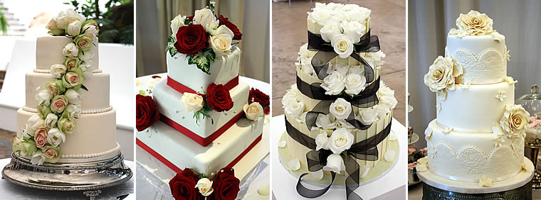 Wedding Cakes Cape Town - Florentines Cakes