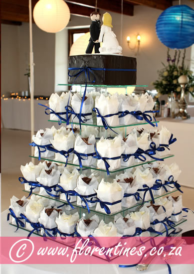 See All Individual Wedding Cakes