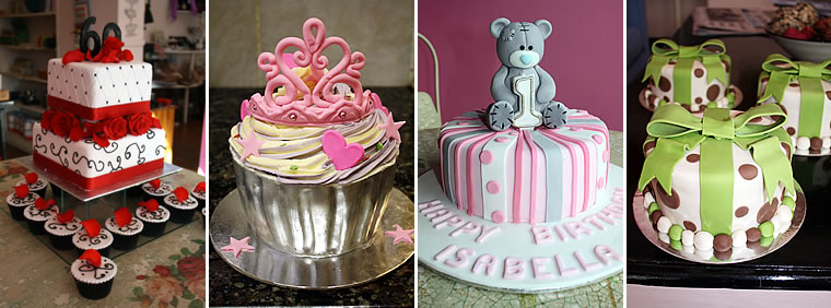 Speciality Birthday Cakes Cape Town