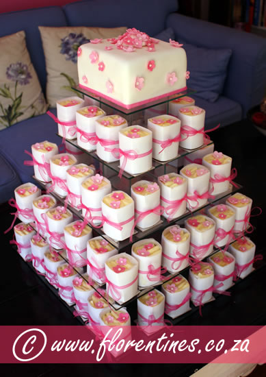 Wedding Cakes Cape Town Floines