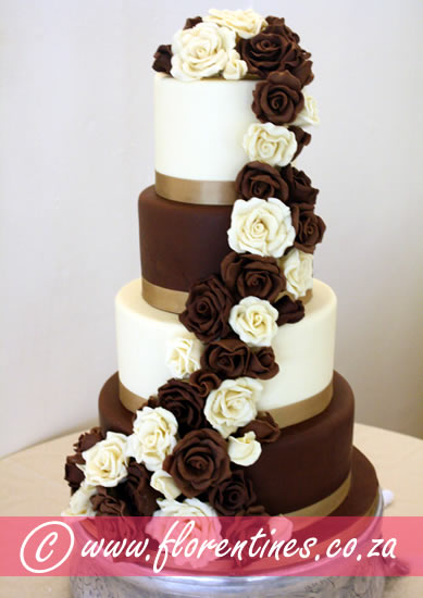 Wedding Cakes Cape Town